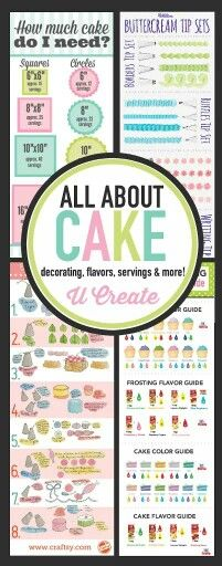 Baking tips for cakes.