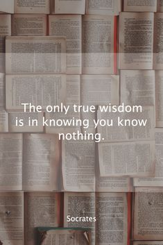 Socrates, How To Know, Knowing You, Wisdom, Words, Day, Quotes, Instagram, Quotations