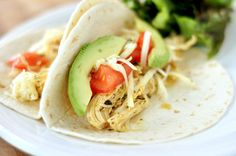 Chipotle Chicken Tacos | Mel's Kitchen Cafe These were great and easy to make. New goto for chicken tacos.