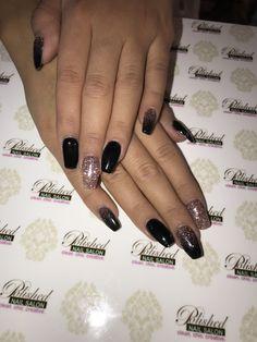 Perfectly Dipped in black and glitter pink ombré.  #nailswag #nailart #naildesign #instanails #nailsokc #okcnails #yukonsbest #okcBest #okc #nails #nailaddict  #nailfie #getpolished #bestManiPedi  #nails2inspire  #polishednailsok #getPamperedAtPolished #naillove #notd #nailsoftheday #nailartclub #polishednailsalon  #OkieHonorWinner #bestNailSalon