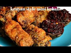 Come check out videos to all your favorite and beloved Kenyan recipes and everything in between! Kenyan Recipes, Kebabs, Street Food, Garlic, Food And Drink, Treats, Foods, Snacks, Dishes