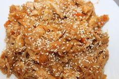 Курица в кисло-сладком соусе аля по-китайски / Любимая Азия