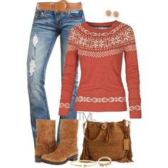 """Winter 2013"" by tmlstyle on Polyvore"