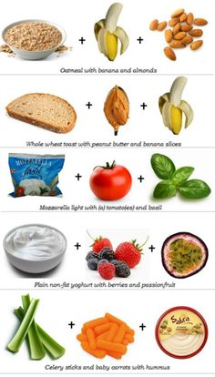 Healthy snacks :)