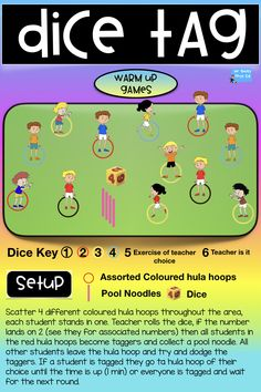Phys Ed Warm Up Games and Lessons. This pack is great if you are looking to add new and exciting PE Warm up games and in Physical Education Activities, Elementary Physical Education, Pe Activities, Education Quotes, Health Education, Elderly Activities, Dementia Activities, Movement Activities, Waldorf Education