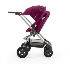 The all-new Stokke Scoot in Purple