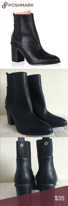Public Desire Delilah Booties Never worn. Pristine condition. No trades. Public Desire Shoes Ankle Boots & Booties
