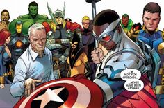 Putting The Sidekick In The Suit: Black Captain America, Female Thor, And The Illusion Of Progress