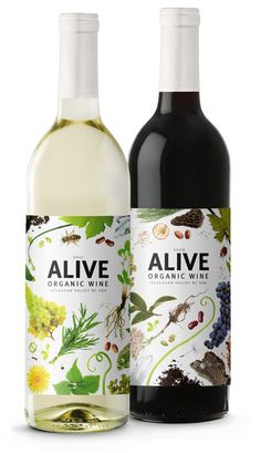 Okanagan Food & Wine Writers Workshop - Blog - Wine News: Summerhill launches new label -- Alive