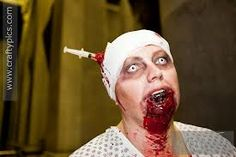zombie patient costume - Google Search