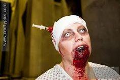 zombie patient costume - Google Search