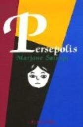 Persepolis par Marjane Satrapi