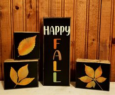 Autumn Fall, Autumn Home, Primitive Wood Signs, Fall Signs, Holiday Time, Fall Home Decor, Happy Fall, Burnt Orange, 10 Days