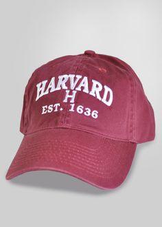 Harvard Est. 1636 Hat