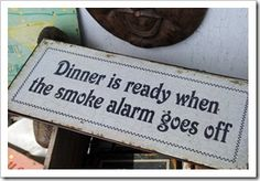 Don't cook much, huh? #cooking #humor #dinner