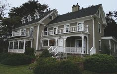 Cottages at the Sea Rock Inn in Mendocino CA