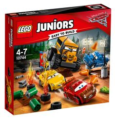 LEGO Juniors: Thunder Hollow Crazy 8 Race (10744) image