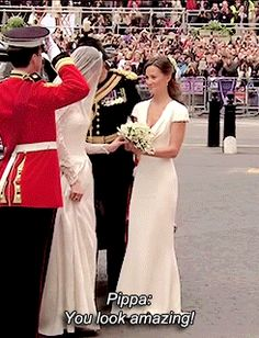 Sisters!! April 29th, 2011: William & Catherine's royal wedding #celebrities