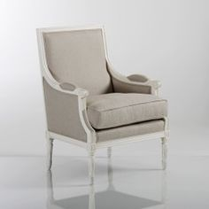 Poltrona, estilo Louis XVI, Nottingham La Redoute Interieurs - Sala de estar y sofás