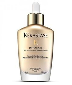 Kerastase Initialiste serum that you can use to strengthen and thicken your hair. | 30 Amazing Products Hairstylists Actually Swear By