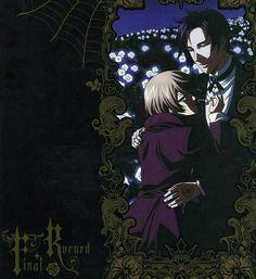 Black Butler (Kuroshitsuji) - Alois Trancy x Claude Faustus