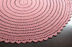 Návod na háčkované prostírání Free Pattern, Crochet Patterns, Crochet Ideas, Easter, Rugs, Diy, Home Decor, Tutorials, Crocheting