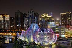 Wujin Lotus Centre in China