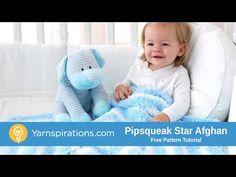 Bernat Star Blanket, Crochet Pattern | Yarnspirations