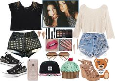 """sisters"" by fabiana-garban on Polyvore"