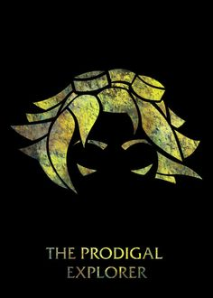 """League Of Legends Character Silhouettes Ezreal The Prodigal Explorer #Displate artwork by artist """"Ryan Harrell"""". Part of a 21-piece set featuring character silhouettes from the hugely popular League Of Legends video game. £35 / $50 (Medium), £71 / $100 (Large), £118 / $168 (XL) #LOL #LeagueOfLegends #MMO #MMORPG #MOBA #Ezreal"""