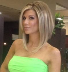 Real Housewives' OC Alexis Bellino Cuts Her Hair Short--  I LOVE this cut/style!!!