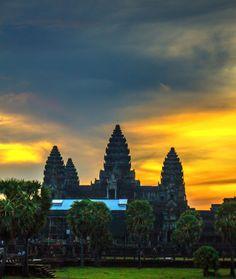 Ankor Wat Sunrise by Susanta Sarkar on 500px