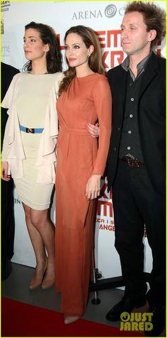 Angelina Jolie in J.Mendel