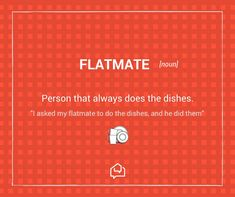 Flatmate definition number one Renting, Number One, Definitions, Comedy, Jokes, Advice, Tips, Husky Jokes, Animal Jokes
