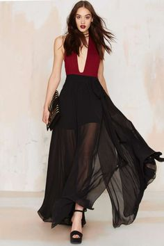 The Gift of Wrap Skirt - Clothes
