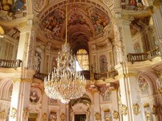 Stupinigi Palace, Italy.