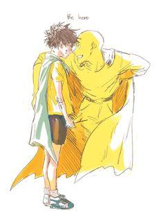 One Punch Man - Saitama Manga Anime, Dc Anime, Anime One, Anime Kawaii, Saitama One Punch Man, One Punch Man Manga, Anime Crossover, Cool Animations, Manhwa