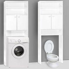 lill ngen arm rios com portas abertas para mostrar o interior home pinterest lavanderia. Black Bedroom Furniture Sets. Home Design Ideas