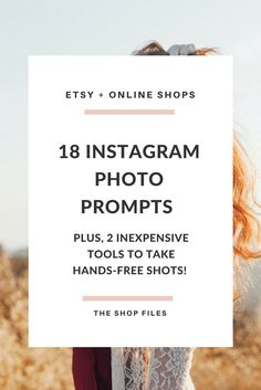 Instagram Photo Ideas for Online Shop Owners - Instagram for Business