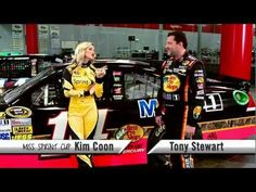 Missed the Sprint commercial featuring Tony Stewart that aired just before Sunday's NFC Championship Game on FOX? No problem. We have it for you right here.    http://www.youtube.com/watch?v=9pHyIg1iTOA
