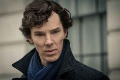 "Pensive glare. | The 30 Pictures From ""Sherlock"" You've Waited Nearly Two Years To See"
