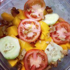 #salad #diy #serafoodie