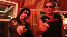 """Check Out a #Cool Leatherwolf Promo, for the Upcoming Monsters of Rock Cruise, filmed here recently @ #ESAudio #RecordingStudio in #LosAngeles, #CA:)   As you can tell from my previous posts, #Leatherwolf's #Guitarist ROB MATH Rocks #ESAudio #RecordingStudio's """"#Studio A"""" often:) The Dude is So #Talented!:)  So Reserve your Spot now on the #MonstersOfRockCruise before it fills up!:) It Sounds like it's going to an #Awesome time on the water!:)   #Rock On!:)  http://youtu.be/7t7Fgx3qA_g"""