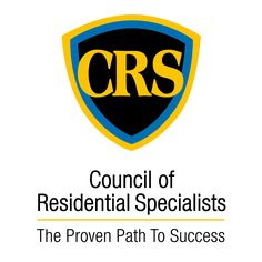CRS Certified Residential Specialist Logo Shield hosted by REALTOR and CRS Member Sam Miller of REMAX Stars Realty in Mount Vernon, Ohio.  http://www.KnoxCountyOhio.com