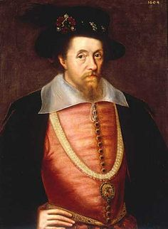 James VI of Scotland I of England. First Stuart monarch he succeeded his first cousin twice removed Elizabeth Tudor. Henry VIII's great great nephew twice over through Henry's sister Margaret son of Mary Queen of Scots. Uk History, Tudor History, British History, Adele, Stuart Dynasty, Westminster, House Of Stuart, King James I, Royal Family Trees