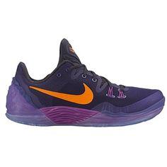 super cute 5a97a f736d Nike Mens Zoom Kobe Venomenon 5 Basketball Shoes Court Purple Total Orange  749884-585 Size 13