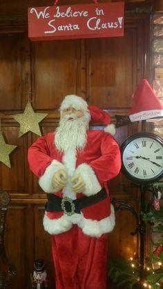 We believe in Santa!!