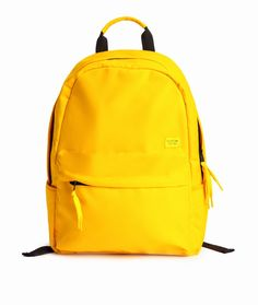 Желтый рюкзак TRAVEL   OLDCOM