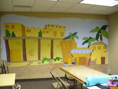 Murals | New Classroom Murals | news.zionbuffalo.org