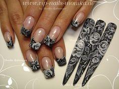 russian nail art - Google Search